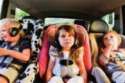 V Itálii musejí mít řidiči zařízení, aby nezapomněli děti v autě