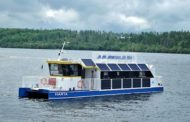 Testy nové elektrické lodi Harta pro přehradu Slezská Harta končí