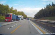 Od prosince bude na dvou úsecích D1 zákaz předjíždění kamionů