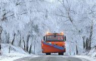 Sjízdnost dálnic bude přes zimu zajišťovat 183 sypačů