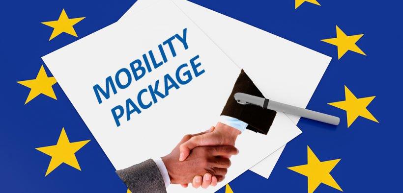 Balíček mobility v cílové rovince