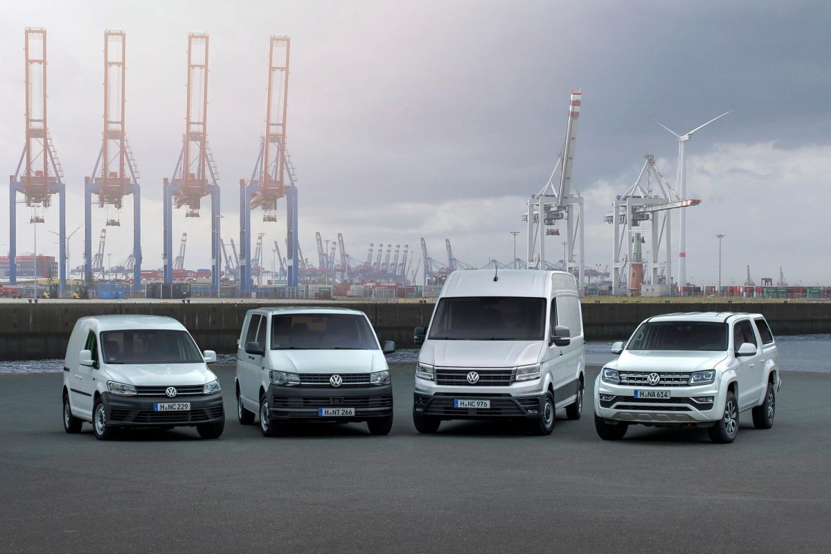 Volkswagen Užitkové vozy je nejžádanější značkou