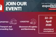 Zúčastněte se největšího logistického setkání LOGISTEX v Polsku