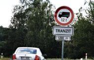 Sněmovna odložila zákaz tranzitní dopravy po místních silnicích