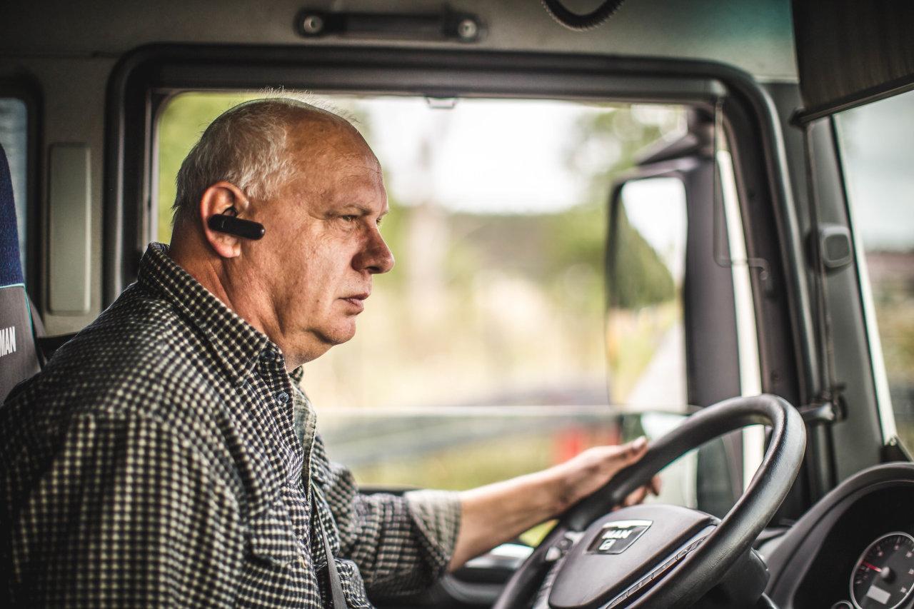Dopravci asi budou muset zajistit dodržování přestávek řidičů