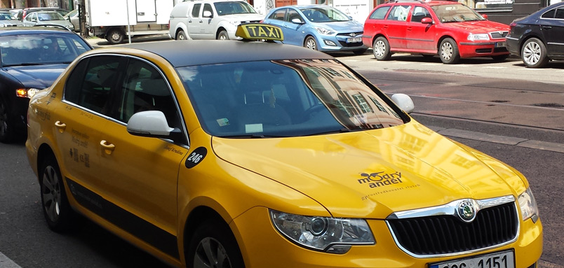 Cena za kilometr jízdy v taxi se v Praze zvýší z 28 na 36 korun