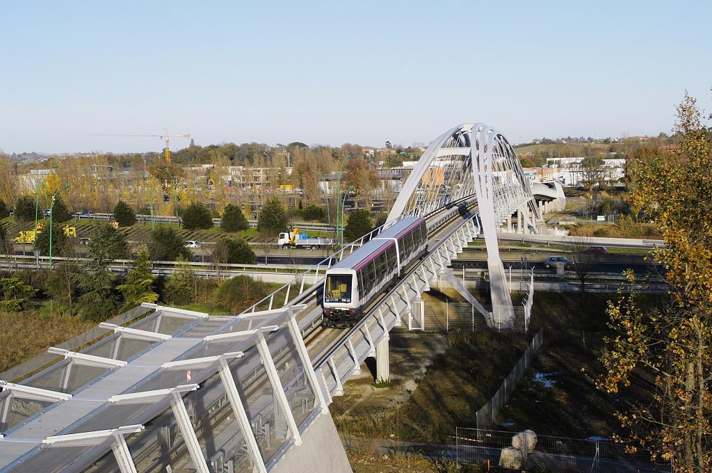 Siemens Mobility a Tisséo zdvojnásobily kapacitu trasy metra A v Toulouse