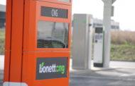 Bonett v roce 2019 opět zvýšil prodej CNG a se 40 stanicemi je stále největší ryze českou privátní sítí