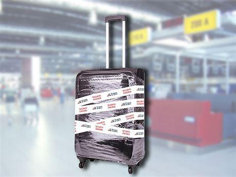 Pražské letiště hledá provozovatele balení kufrů za 162 mil. Kč
