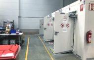 Skladování hořlavin ve skladových halách logistických parků