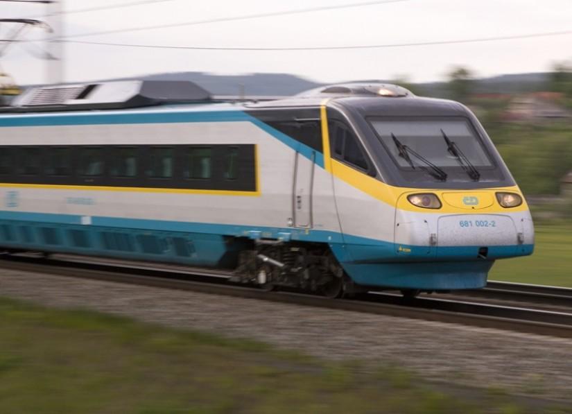 Zvyšování rychlosti na české železnici se projevuje kratšími jízdními dobami vlaků