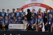 Vědci z ČVUT získali zlatou medaili na mezinárodní soutěži dronů