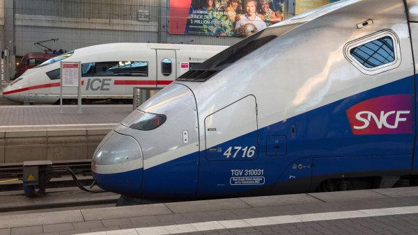 Správa železnic uzavřela s Francouzi další smlouvu k rychlotratím
