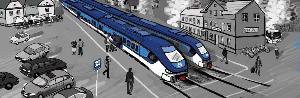 Strategická role železnice v rámci dekarbonizace dopravy