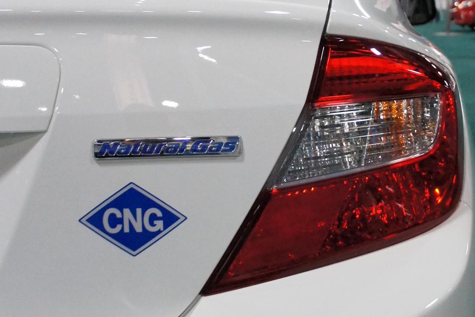 Stát poskytne dalších 30 milionů Kč na výstavbu stanic na CNG