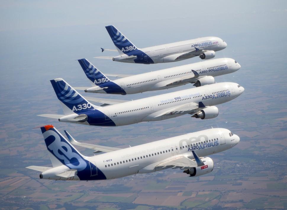 Airbus v dubnu dodal jen 14 letounů, meziročně o 80 procent méně