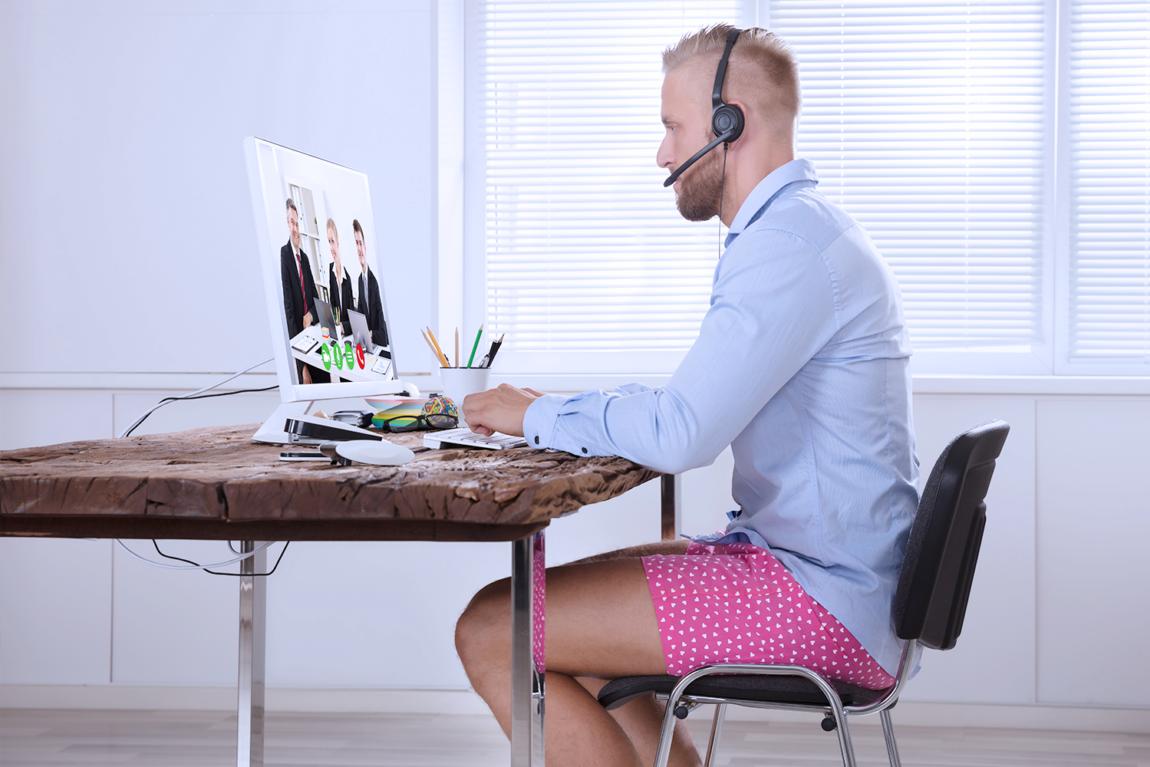 Jak lidé pracovali z domova během karantény? A jak to ovlivní budoucí styl práce?