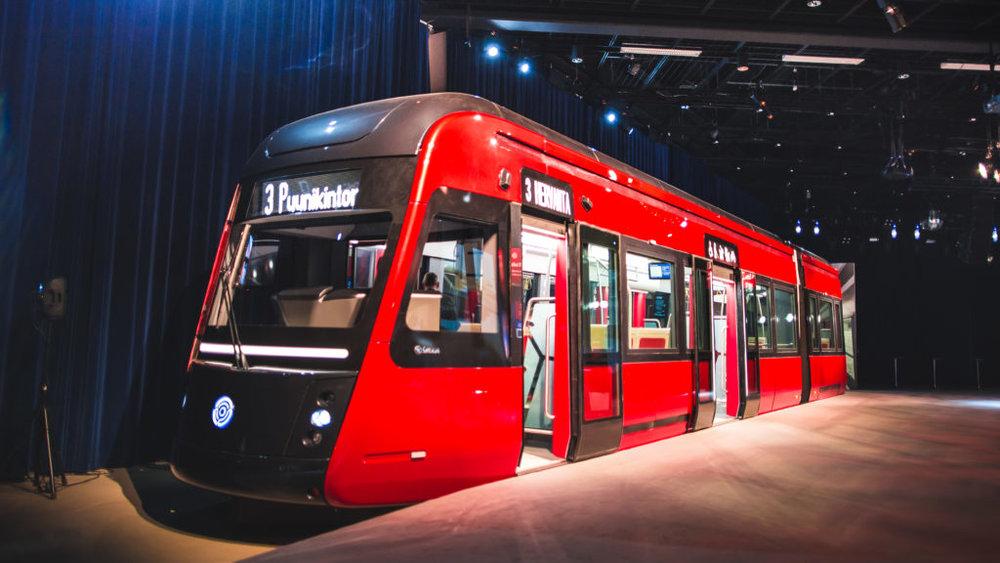 Škoda Transportation předala první novou tramvaj finskému Tampere