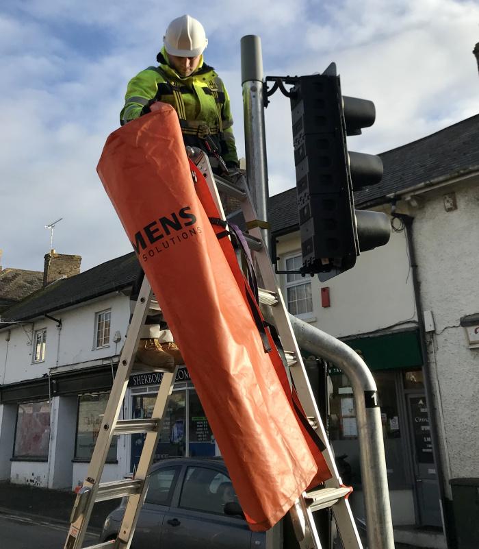 Společnost Siemens Mobility získala významnou zakázku na údržbu a dodávku světelné signalizace a inteligentních dopravních systémů
