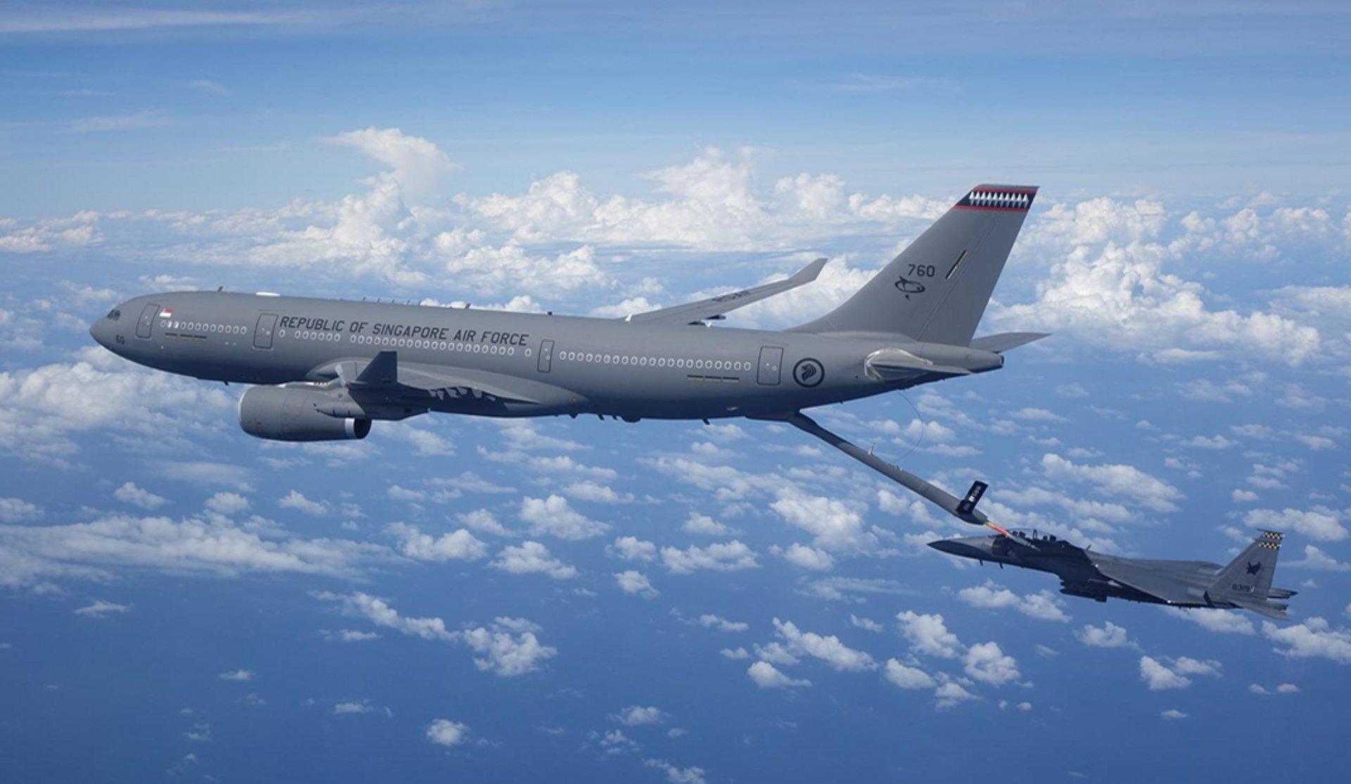 NATO převzalo první letoun A330 MRTT pro letku s českou účastí
