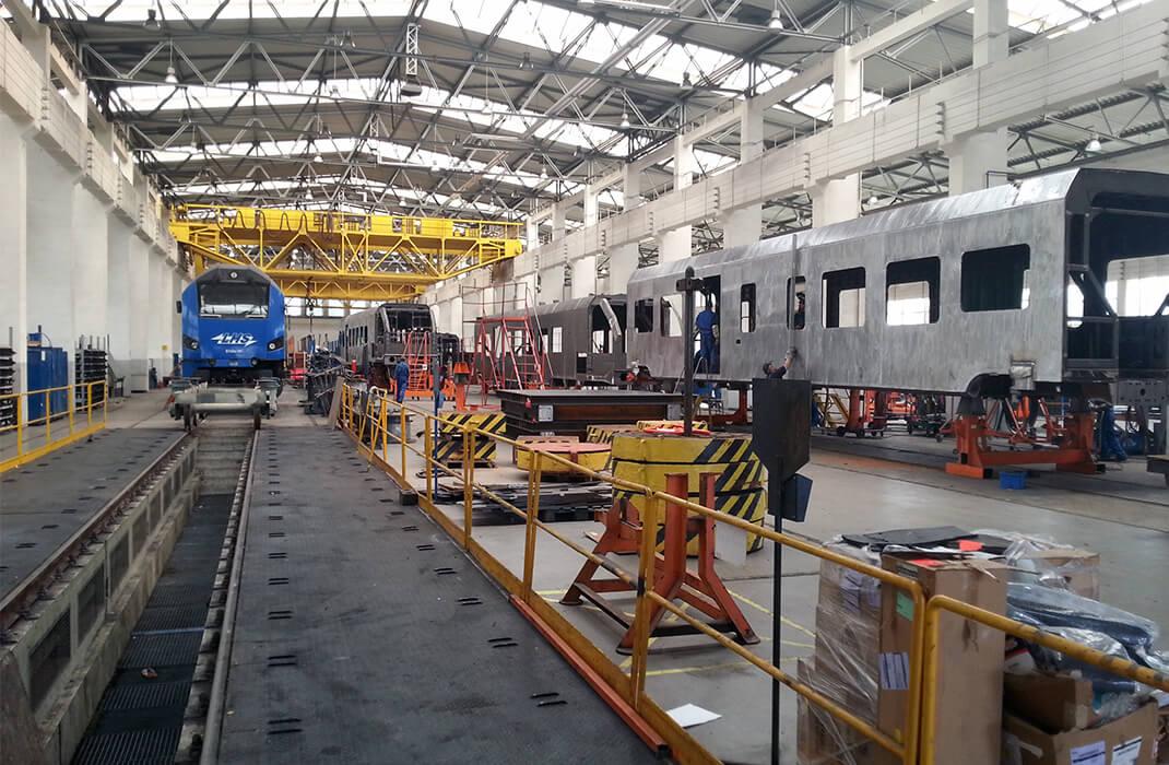 Pokles emisí z dopravy do r. 2050 je šancí pro železniční průmysl