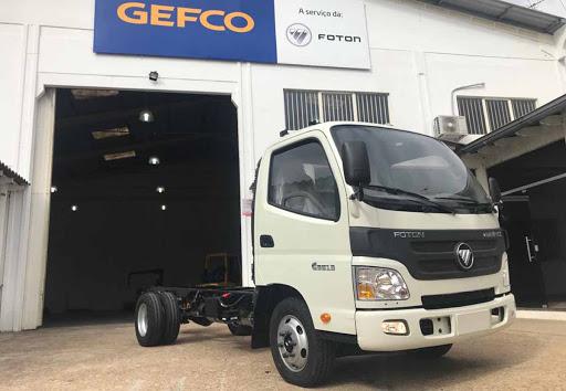 GEFCO se nově podílí na montáži, kompletaci a přepravě užitkových vozů v Brazílii