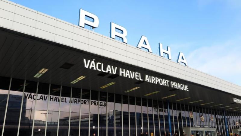 Pražské letiště patří v Evropě k nejvíce zasaženým koronavirem