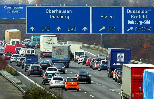 Dálniční poplatky se v Evropě oproti loňsku příliš nezměnily