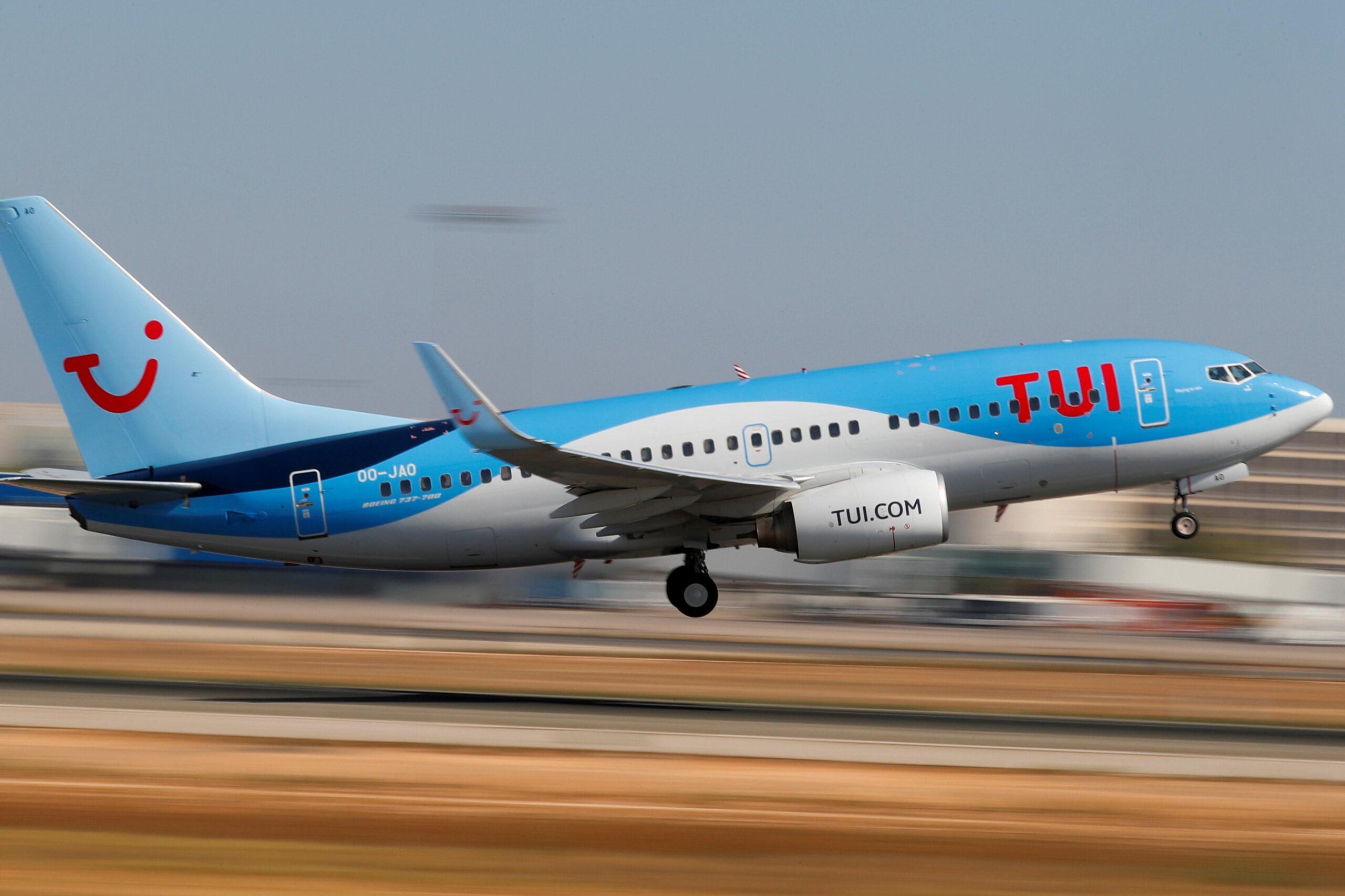 TUI se s Boeingem dohodl na odškodném za 737 MAX