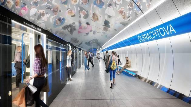 ÚOHS zakázal uzavřít smlouvu na výstavbu první části metra D