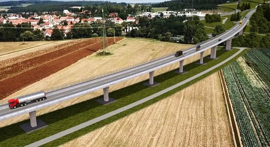 V Plzni začala oficiálně dostavba západního okruhu za 1,8 mld. Kč