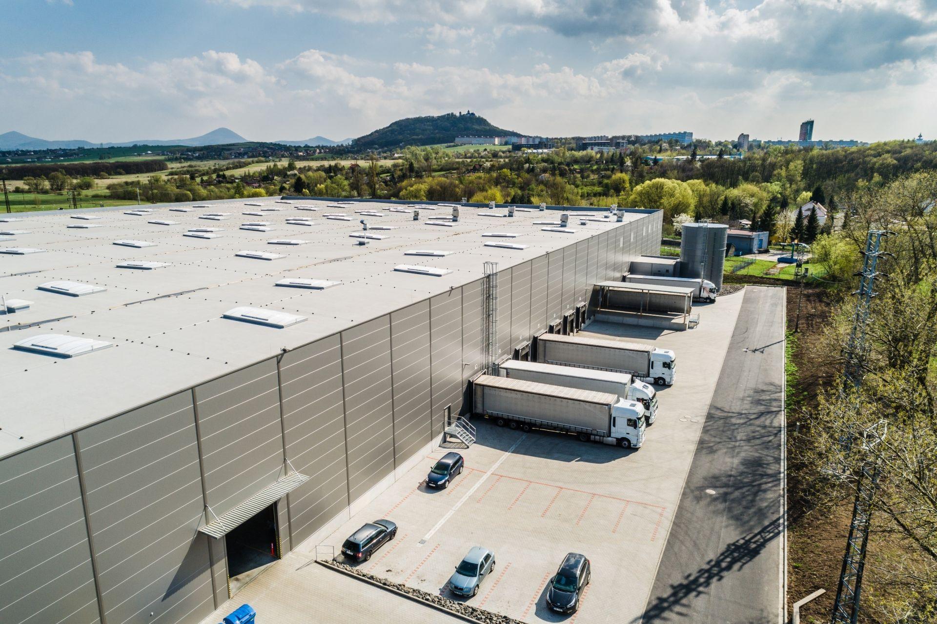 V Teplicích vyrostla továrna na výrobu ekologických obalů