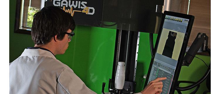 Kontrolní systém Gawis 4D se představuje