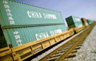 """Železniční přeprava s Čínou po """"Nové hedvábné stezce"""" silně roste"""