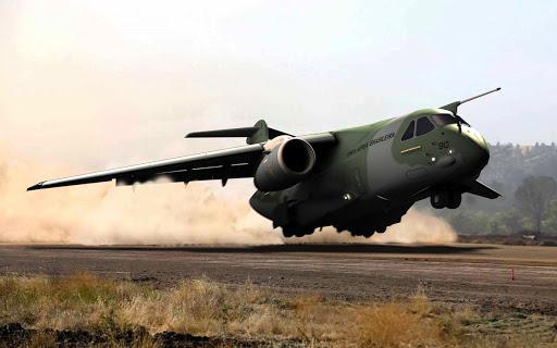 Aero Vodochody odeslalo díly pro první letoun Embraer