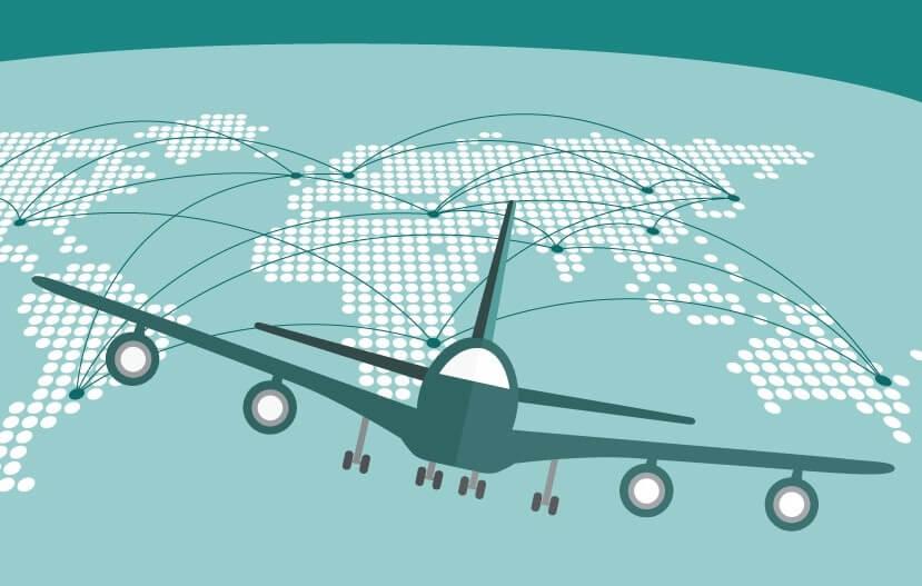 V leteckém průmyslu již zaniklo přes 350.000 míst