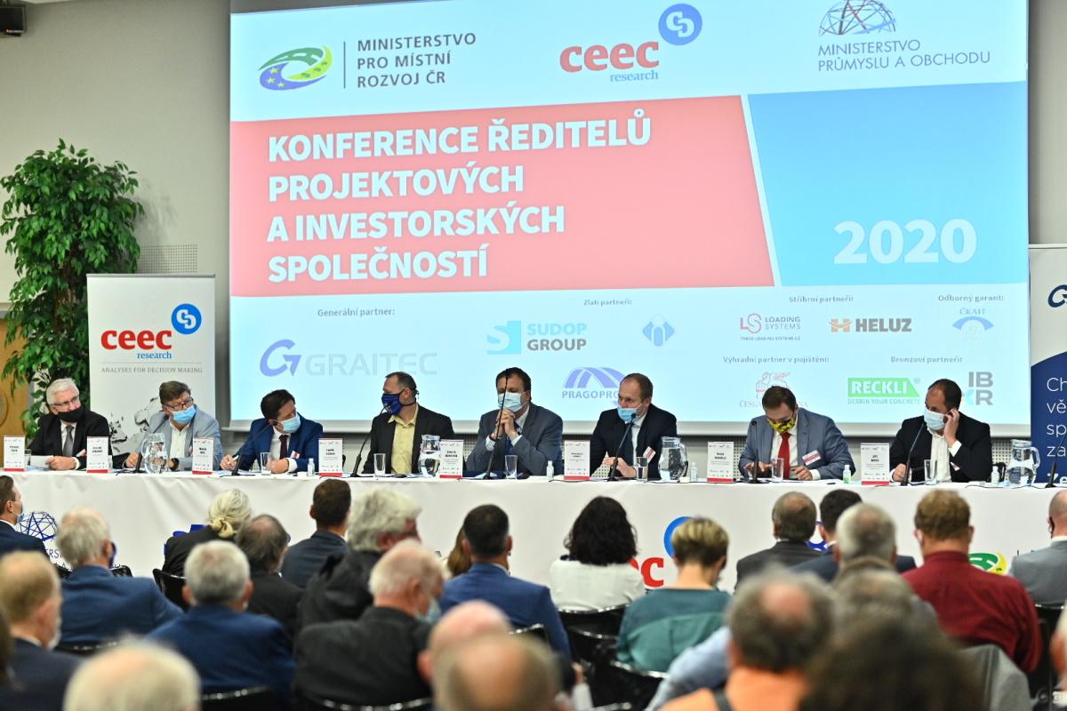 IROP i národní dotace skýtají v příštích letech velký potenciál pro regiony
