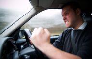Agresivita řidičů roste, ti se za agresivní nepovažují