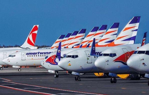 Aerolinky Smartwings podaly žalobu na výrobce letadel Boeing