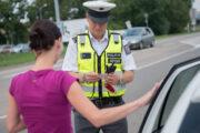 Policie se zaměří na informování zahraničních řidičů o pravidlech