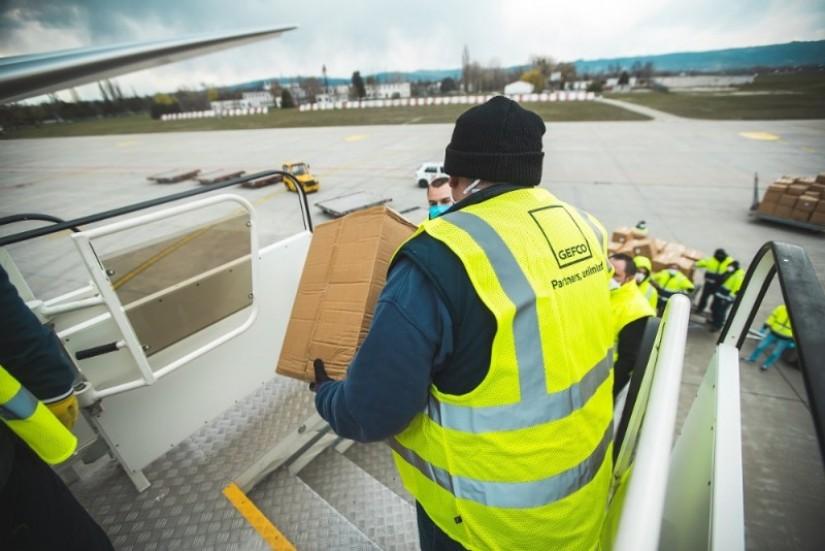 GEFCO zajistilo přepravy kyslíkových generátorů pro boj s pandemií COVID-19