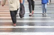 Smrtelných nehod aut s chodci neubývá, pětina je na přechodech