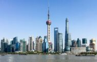 Šanghaj se za pandemie stala nejvíce letecky propojeným městem