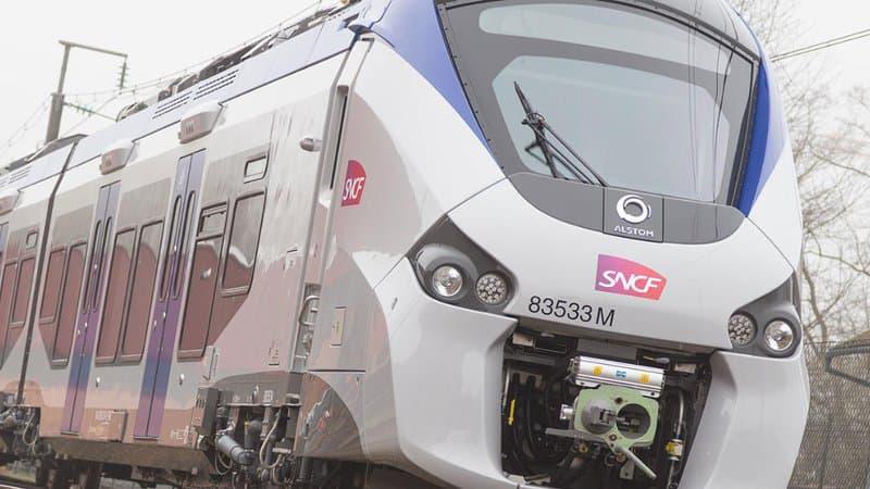 Francouzské dráhy testují vlak na hybridní pohon
