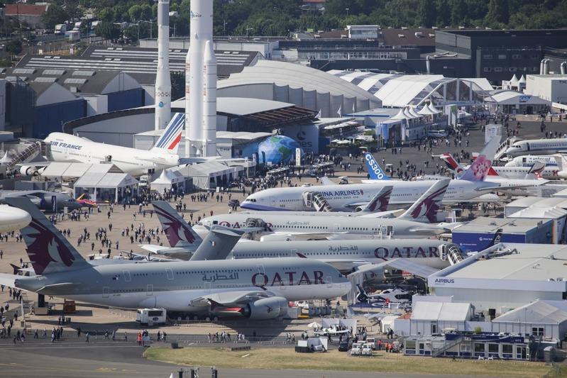 Pařížský aerosalon se kvůli koronaviru příští rok neuskuteční