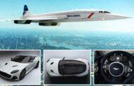 Unikátní Aston Martin DBS Superleggera Concorde Edition