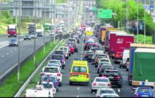 Výnosy z dálničních známek loni vinou krize klesly na 4,8 mld. Kč