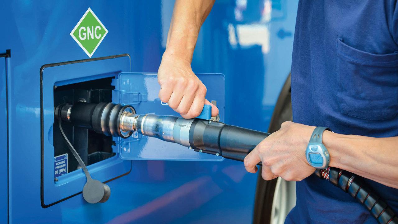Zájem o plynovou mobilitu v ČR v roce 2020 překonal očekávání
