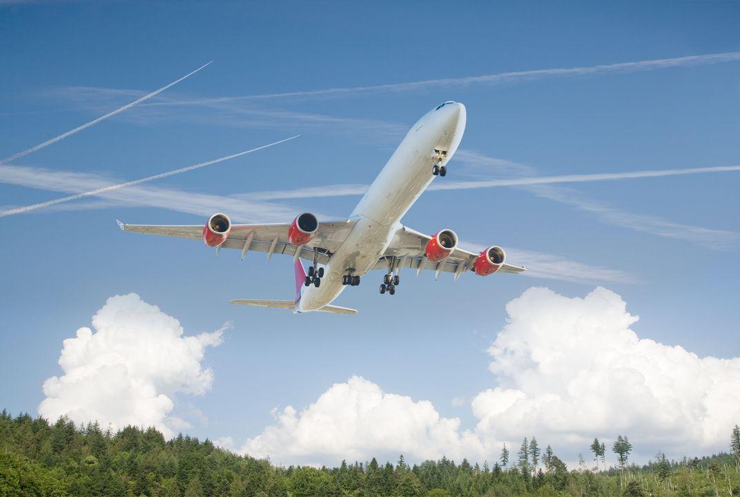 EU podle médií plánuje ekologické hodnocení letadel a letů