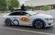 Čínský internetový gigant Baidu v Pekingu v květnu spustí samořízené taxi